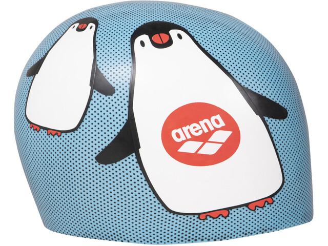 arena Poolish Moulded Cap, crazy penguins
